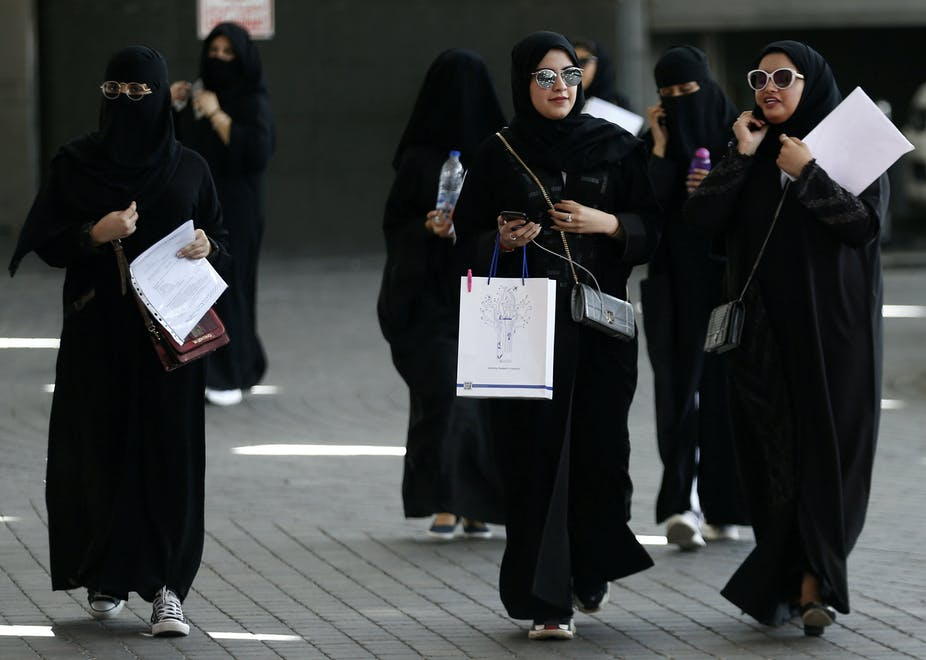 Saudi Arabia ranked Arab world's best country for women in 2020